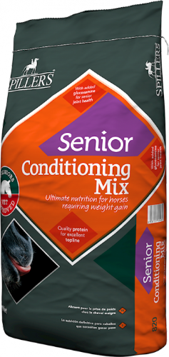 Spillers - Senior Conditioning Mix - 20kg